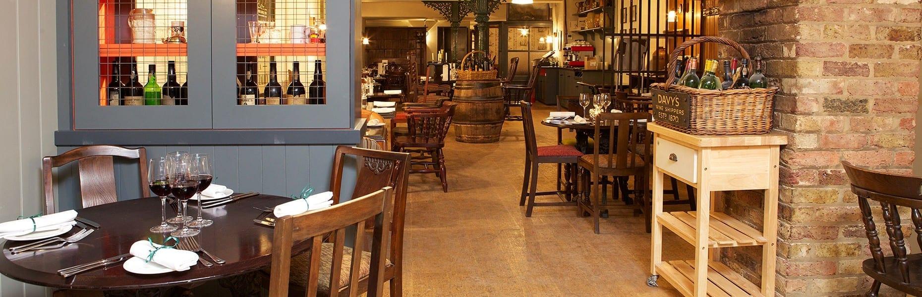 Bangers wine bar