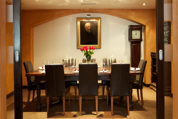 Davy's at Plantation Place private room