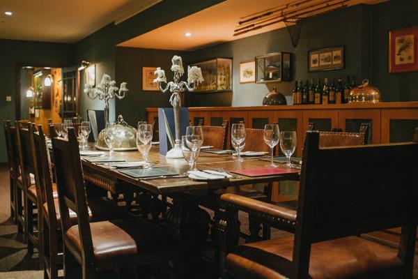 Bottlescrue private dining