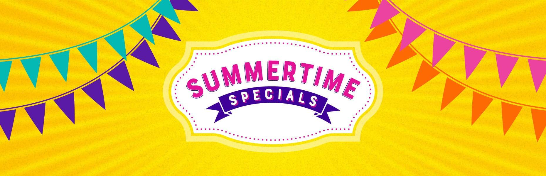 Davy's Summertime Specials