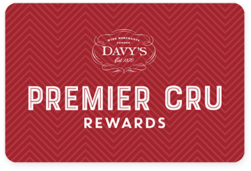 Davy's Wine Bars rewards card
