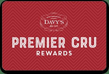 Davy's Wine Bars rewards card